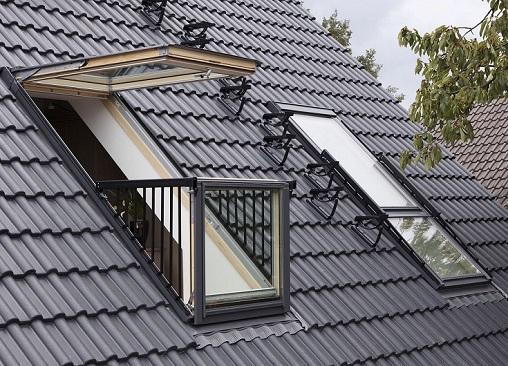 мансардные окна в Лобне