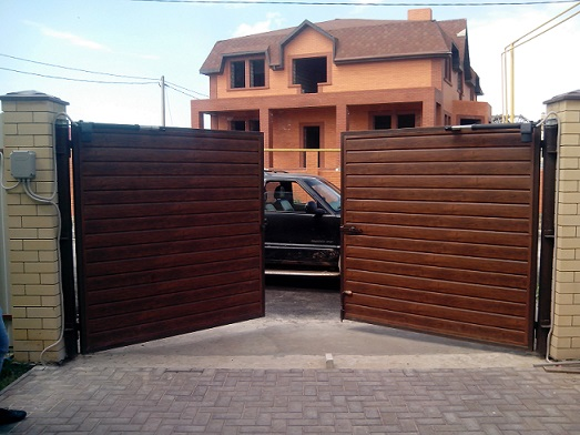 ворота Doorhan